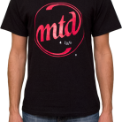 Black MTD 4Lyfe Logo T-Shirt