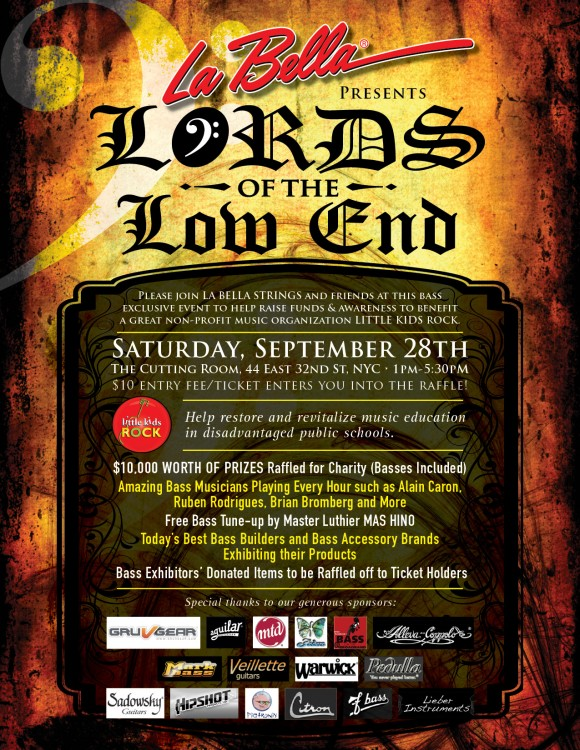 Lords of the Low End